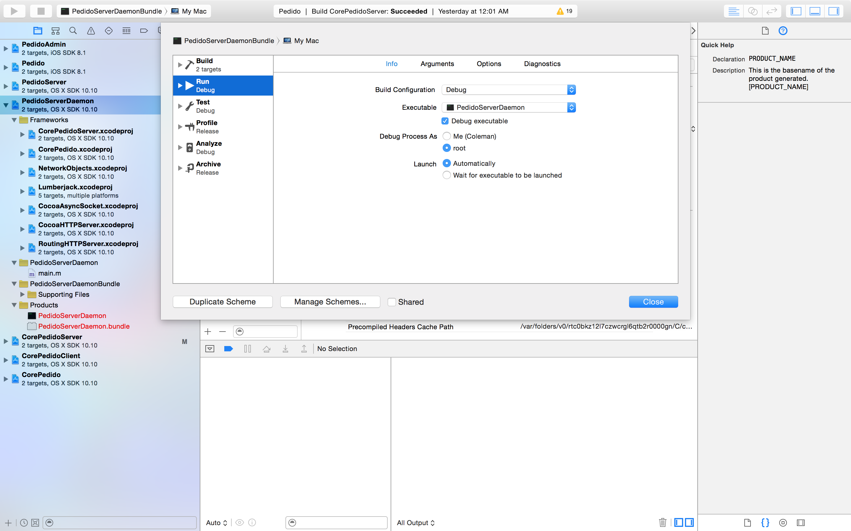 Embedded Frameworks Screen Shot 4